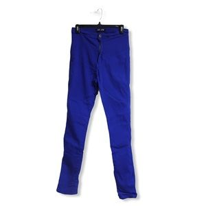 Fashion Nova - JC JO Highwaisted Blue Pants